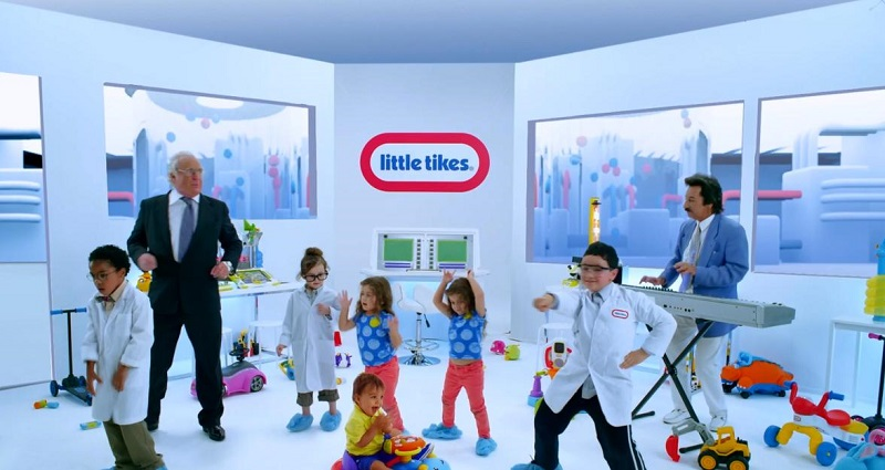 kidsland代理Little Tikes小泰克,孩子们的全能好朋友